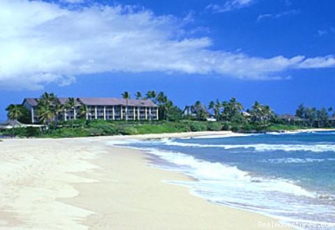 Kapaa beachs